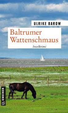 Ulrike Barow: Baltrumer Wattenschmaus, Buch