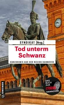 Richard Birkefeld: Tod unterm Schwanz, Buch