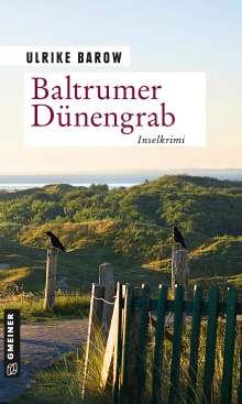 Ulrike Barow: Baltrumer Dünengrab, Buch