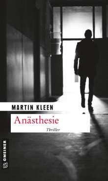 Martin Kleen: Anästhesie, Buch