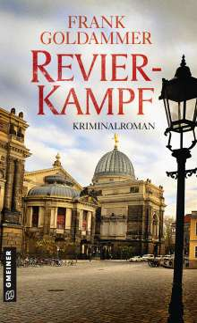 Frank Goldammer: Revierkampf, Buch