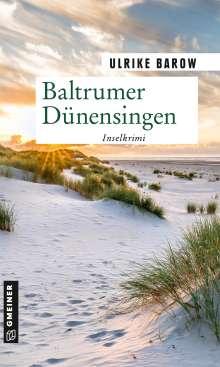 Ulrike Barow: Baltrumer Dünensingen, Buch