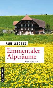 Paul Lascaux: Emmentaler Alpträume, Buch