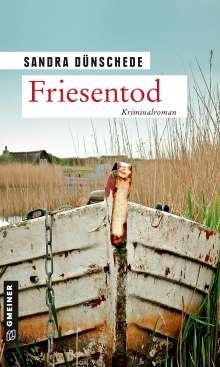 Sandra Dünschede: Friesentod, Buch
