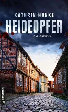 Kathrin Hanke: Heideopfer, Buch
