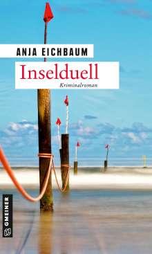 Anja Eichbaum: Inselduell, Buch