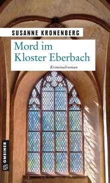 Susanne Kronenberg: Mord im Kloster Eberbach, Buch