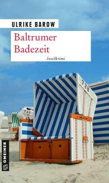 Ulrike Barow: Baltrumer Badezeit, Buch