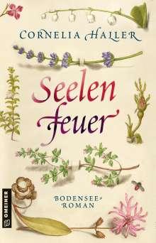 Cornelia Haller: Seelenfeuer, Buch