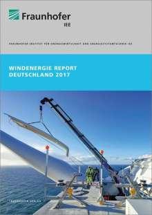 Katherina Grashof: Windenergie Report Deutschland 2017., Buch