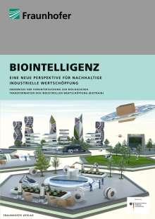 Welf-Guntram Drossel: Biointelligenz., Buch