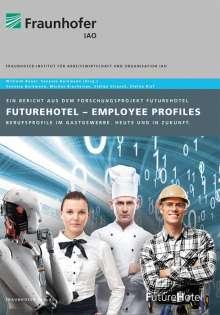 Vanessa Borkmann: FutureHotel - Employee Profiles., Buch