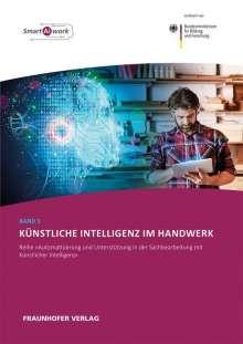 Ewald Heinen: Künstliche Intelligenz im Handwerk., Buch