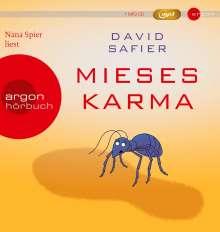 David Safier: Mieses Karma, Diverse