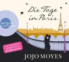 Jojo Moyes: Die Tage in Paris, 2 CDs