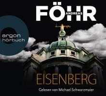 Andreas Föhr: Eisenberg, 7 CDs