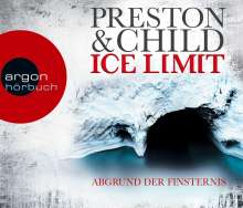 Lincoln Child: Ice Limit, 6 CDs