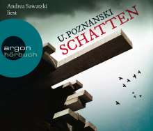 Ursula Poznanski: Schatten, 6 CDs