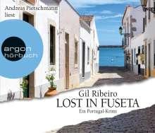 Gil Ribeiro: Lost in Fuseta, 6 CDs