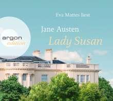 Jane Austen: Lady Susan, 2 CDs