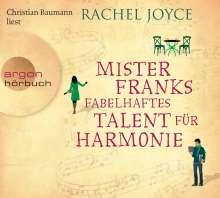 Rachel Joyce: Mister Franks fabelhaftes Talent für Harmonie, 6 CDs