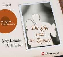 David Safier: Die Liebe sucht ein Zimmer, CD