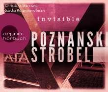 Arno Strobel: Invisible, 6 CDs