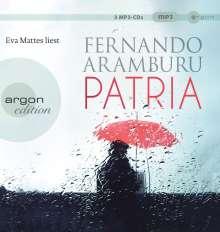 Fernando Aramburu: Patria, 3 CDs
