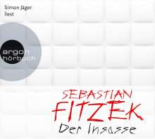 Sebastian Fitzek: Der Insasse, 6 CDs