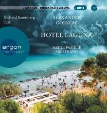 Alexander Gorkow: Hotel Laguna, 2 CDs