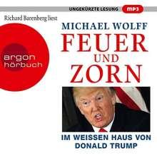 Michael Wolff: Feuer und Zorn, 2 CDs