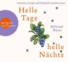 Hiltrud Baier: Helle Tage, helle Nächte, 6 CDs