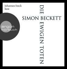 Simon Beckett: Die ewigen Toten, 11 CDs