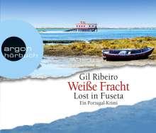 Gil Ribeiro: Weiße Fracht, 6 CDs