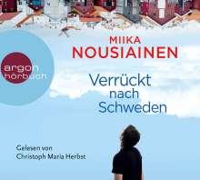 Miika Nousiainen: Verrückt nach Schweden, 5 CDs