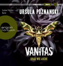Ursula Poznanski: Vanitas - Grau wie Asche, 2 MP3-CDs