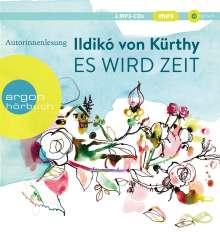 Ildikó von Kürthy: Es wird Zeit, 2 CDs