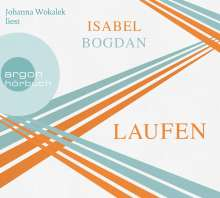 Isabel Bogdan: Laufen, 4 CDs