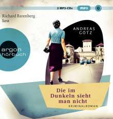 Andreas Götz: Die im Dunkeln sieht man nicht, 2 Diverses