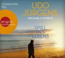 Udo Jürgens-Spiel Des Lebens, 4 CDs