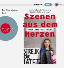 Greta Thunberg: Szenen aus dem Herzen, MP3-CD