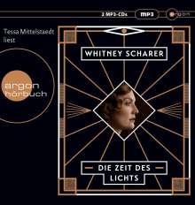 Whitney Scharer: Die Zeit des Lichts, 2 Diverses