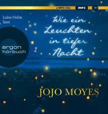 Wie Ein Leuchten In Tiefer Nacht, MP3-CD