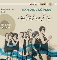 Sandra Lüpkes: Die Schule am Meer, 2 MP3-CDs