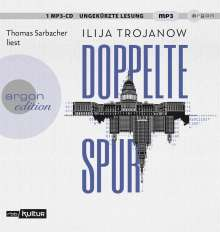 Ilija Trojanow: Doppelte Spur, 2 Diverse
