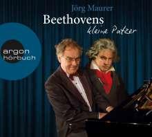 Jörg Maurer: Beethovens kleine Patzer, CD
