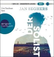 Jan Seghers: Der Solist, 2 MP3-CDs
