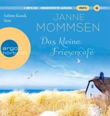 Janne Mommsen: Das kleine Friesencafé, MP3-CD