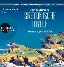 Bretonische Idylle.Kommissar Dupins 10.Fall, 2 MP3-CDs