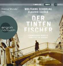 Morello 2 - Der Tintenfischer, MP3-CD